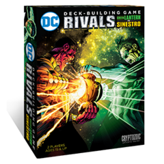 DC Comics Deck-Building Game: Rivals - Green Lantern Vs. Sinestro